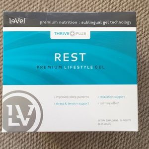 Other - THRIVE PLUS REST